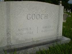 Mattie R. <i>Taylor</i> Gooch
