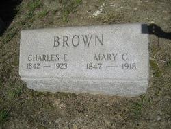 Pvt Charles Edward Brown