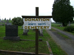 Donation Cemetery
