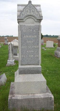 Elizabeth <i>Eads</i> Aikman