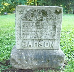 Elizabeth Jane <i>Shelton</i> Carson