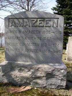 Frances H Amazeen