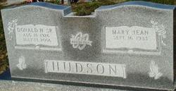 Donald H. Hudson, Sr