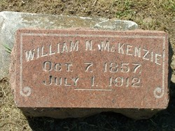 William Nelson Billy McKenzie