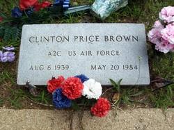 Clinton Price Brown