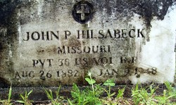 John P. Hilsabeck