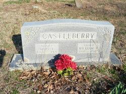 Mary F. <i>McBride</i> Castleberry