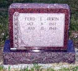 Ferdinand Ivan Irwin