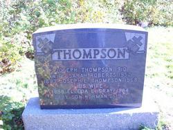 Sarah <i>Roberts</i> Thompson