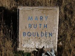 Mary Ruth Boulden