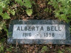 Alberta Bell
