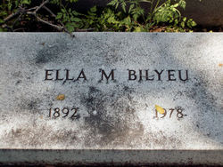 Ella M Bilyeu