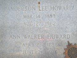 Anderson Lee Howard