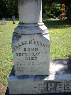 Ellen Malinda <i>Ellis</i> Perry