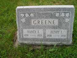 Nancy Ida Nannie <i>McFarland</i> Greene