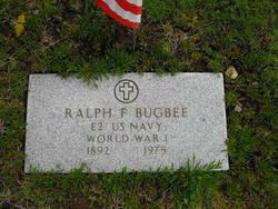 Ralph Fenner Bugbee