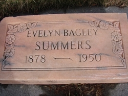Evelyn <i>Bagley</i> Summers
