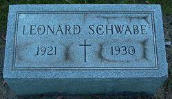 Leonard Schwabe