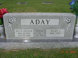 Helen Marie <i>Keenum</i> Aday