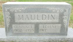 Clarence Thomas Mauldin