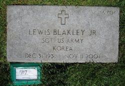 Lewis Blakley, Jr