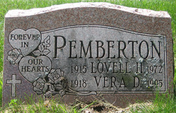 Vera Delores <i>Barnes</i> Pemberton
