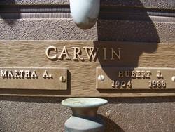 Martha Aldie <i>Allison</i> Carwin