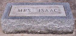 Mrs Isaac