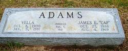 Vella True <i>Roberts</i> Adams