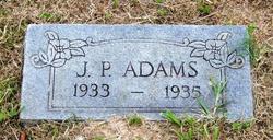 J. P. Adams