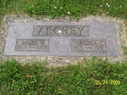 James W Archey