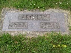 Virginia C Archey