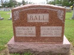 Georgianna <i>Hurff</i> Ball
