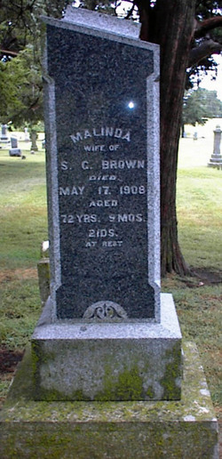 Malinda <i>Fowler</i> Brown
