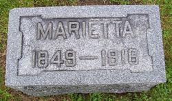 Marietta <i>Jenks</i> Aikman