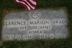 Clarence Marion Brady
