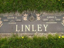 Annie Louise <i>Eddy</i> Linley