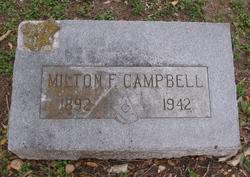 Milton Francis Campbell