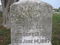 Julius R Campbell