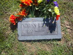 Vivian Irene <i>Edwards</i> Steele