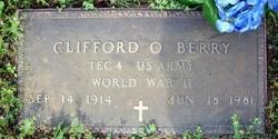 Clifford O. Berry