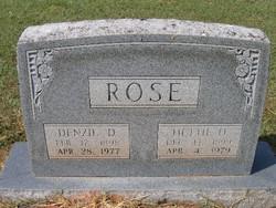 Denzil Dewey Rose