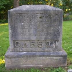 Elizabeth Jane Carson