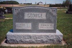 Dessie E. <i>Snider</i> George