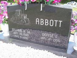 William H Abbott, Sr