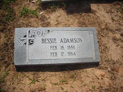 Bessie Adamson