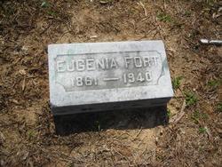 Eugenia <i>Fort</i> Adamson
