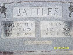 Miles E. Battles