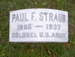 Paul Frederick Straub