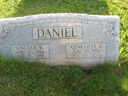 Genevieve <i>Flora</i> Daniel
